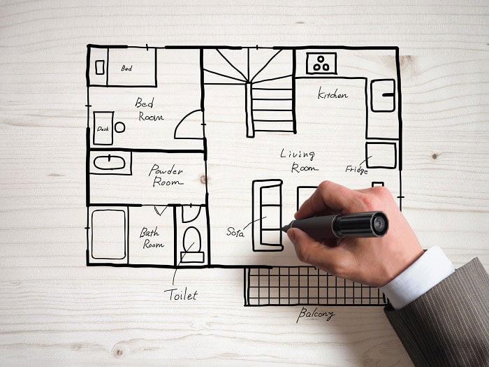 建築設計の仕事内容とは?未経験からの転職可能性の有無